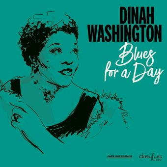 VINIL Universal Records Dinah Washington - Blues For A Day