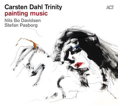 CD ACT Carsten Dahl Trinity - Painting Music