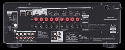Receiver Pioneer VSX-934