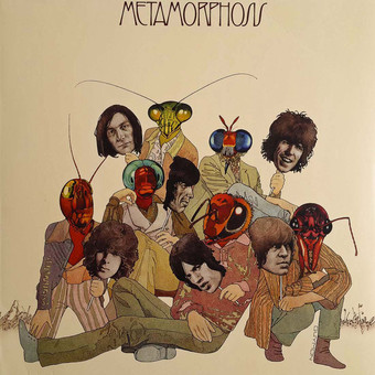 VINIL Universal Records The Rolling Stones - Metamorphosis