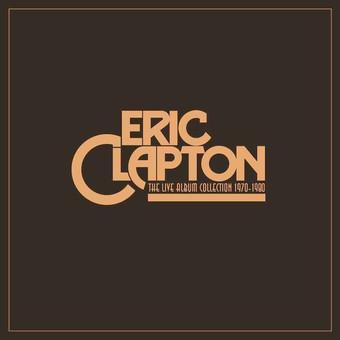 VINIL Universal Records Eric Clapton - The Live Album Collection 1970-1980
