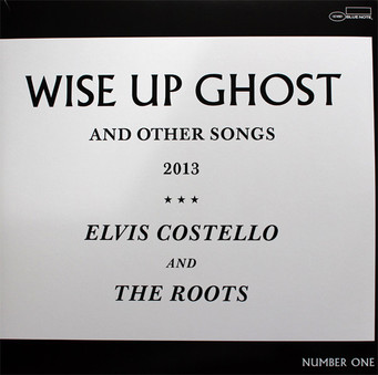 VINIL Universal Records Elvis Costello + The Roots - Wise Up Ghost
