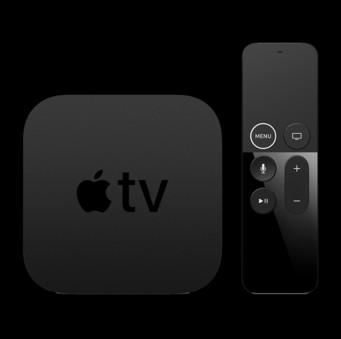 Media Center Apple TV 4K