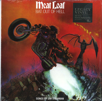 VINIL Universal Records Meat Loaf - Bat Out of Hell