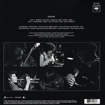 VINIL Universal Records Santana - Santana