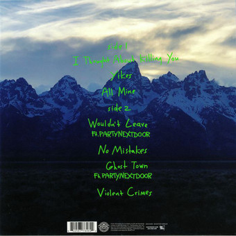 VINIL Universal Records Kanye West - Ye