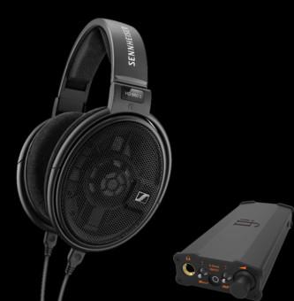 Pachet PROMO Sennheiser HD 660 S + iFi Micro iDSD Black