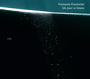 CD ECM Records Francois Couturier: Un Jour Si Blanc