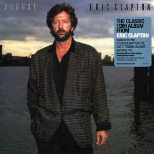 VINIL Universal Records Eric Clapton - August