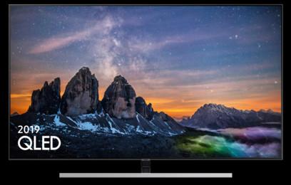 TV Samsung QE55Q80RA