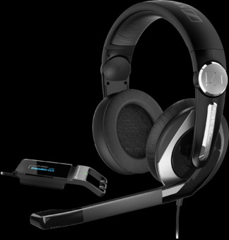 Casti PC/Gaming Sennheiser PC 333D