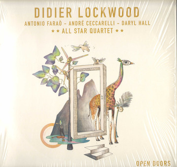 VINIL Universal Records Didier Lockwood - Open Doors