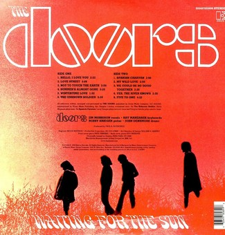 VINIL Universal Records The Doors - Waiting For The Sun