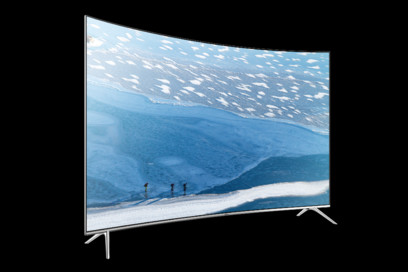 TV Samsung 55KS7502, SUHD, Curbat, 139 cm, Smart TV