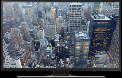TV Samsung 48JU6500