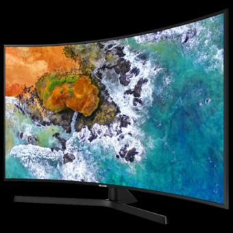 TV Samsung UE-65NU7502, Curb 4K UHD, HDR, 165 cm