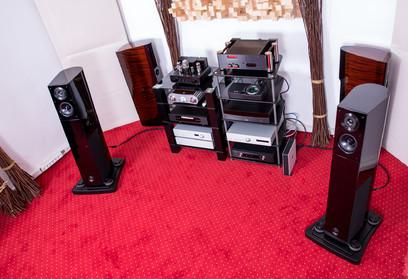 Boxe Audio Physic Virgo 25 plus+