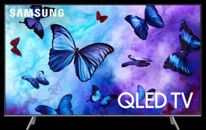 TV Samsung 75Q6F, QLED, UHD, HDR, 190cm
