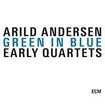 CD ECM Records Arild Andersen: Green In Blue - Early Quartets ( 3-CD Box )
