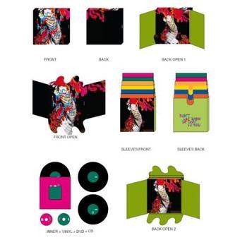 VINIL Universal Records Bjork Declare Independence BOXSET