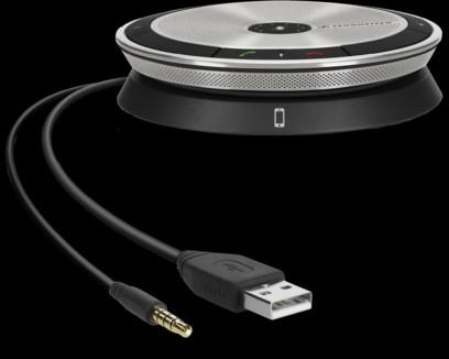 Boxa cu microfon incorporat Sennheiser Speakerphone SP 20