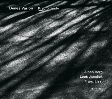 CD ECM Records Denes Varjon: Precipitando