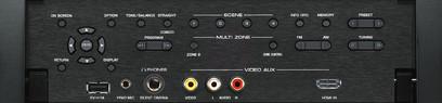 Receiver Yamaha RX-A1050 ex-Demo Negru