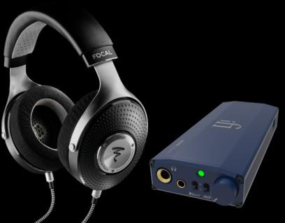 Pachet PROMO Focal Elegia + iFi Audio Micro iDSD Signature