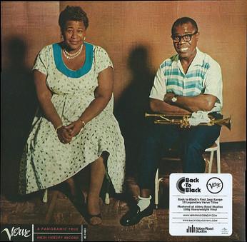 VINIL Universal Records Ella Fitzgerald & Louis Armstrong - Ella And Louis