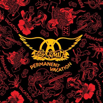 VINIL Universal Records Aerosmith - Permanent Vacation