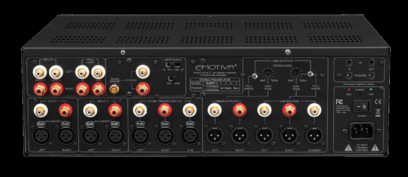 Emotiva XSP-1 Differential Reference Preamplifier