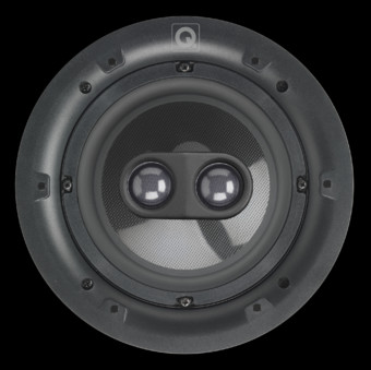 Boxe Q Acoustics QI65CP ST Performance Single Stereo - Circular Grille ( in Ceiling )