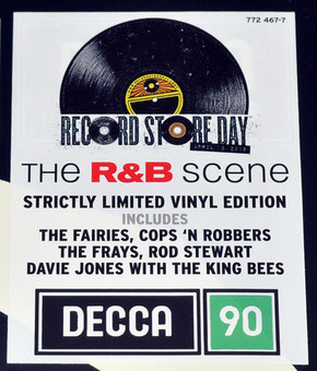 VINIL Universal Records Various Artists - The R&B Scene