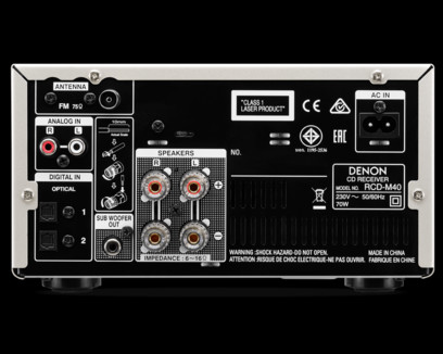 Denon RCD-M40