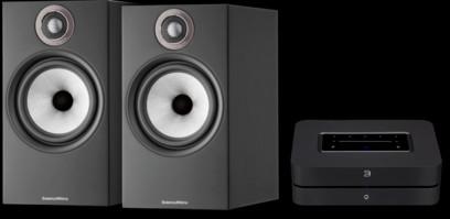 Pachet PROMO Bowers & Wilkins 606 S2 + Bluesound Powernode