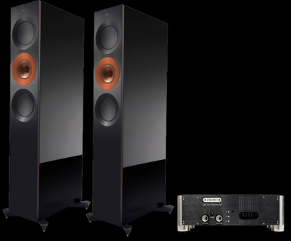 Pachet PROMO KEF Reference 3 + Chord Electronics CPM 2650