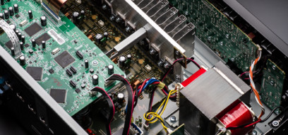 AV Receiver Denon AVR-X550BT