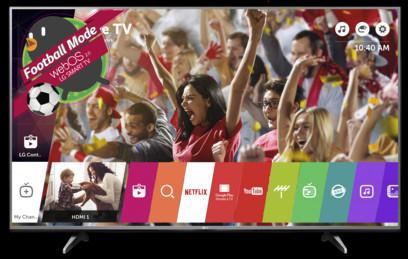TV LG 55UH600V