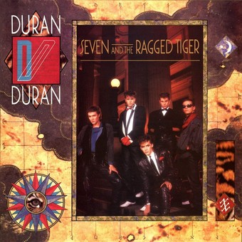 VINIL Universal Records Duran Duran: Seven And The Ragged Tiger