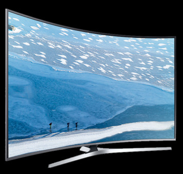 TV Samsung 49KU6672, UHD Curbat, Smart, 123 cm