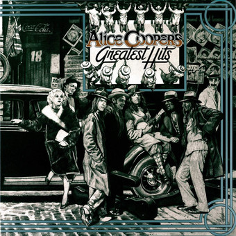 VINIL Universal Records Alice Cooper - Greatest Hits