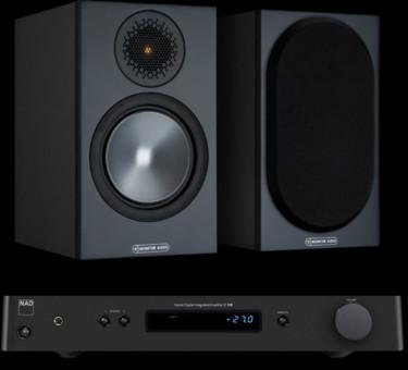 Pachet PROMO Monitor Audio Bronze 50 + NAD C 328