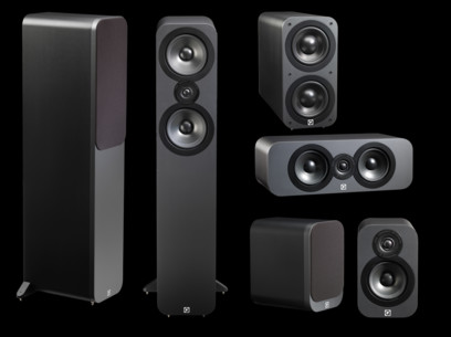 Pachet PROMO Q Acoustics 3050 pack 5.1
