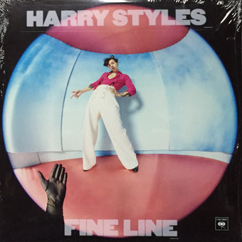 VINIL Universal Records Harry Styles - Fine Line