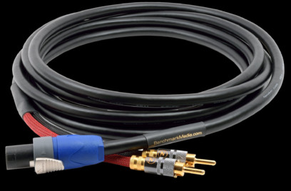 Cablu Benchmark NL2 SpeakOn la Banana