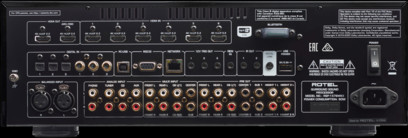 Receiver Rotel RSP-1576MKII