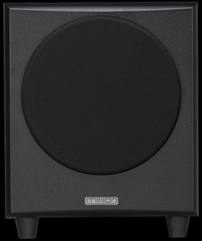 Subwoofer Mission MS-200 BLACK