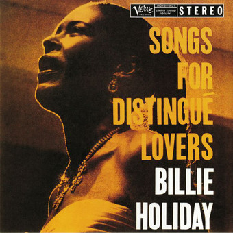 VINIL Universal Records Billie Holiday - Songs For Distingue Lovers