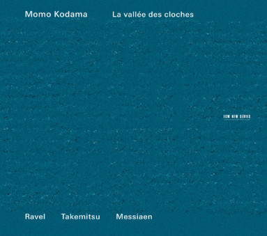 CD ECM Records Momo Kodama: Ravel/Takemitsu/Messiaen