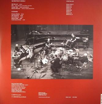 VINIL ECM Records Nik Bartsch's Mobile: Continuum